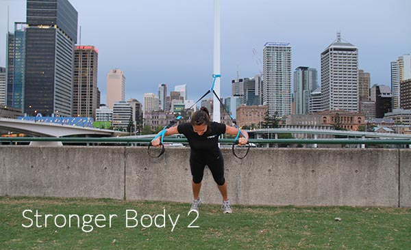 Stronger Body 2