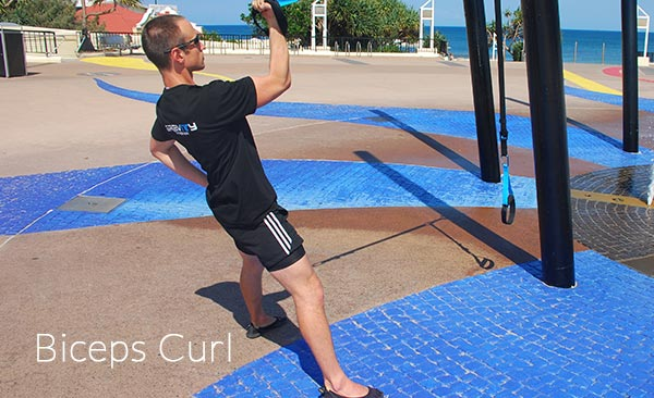 Biceps Curl Challenge