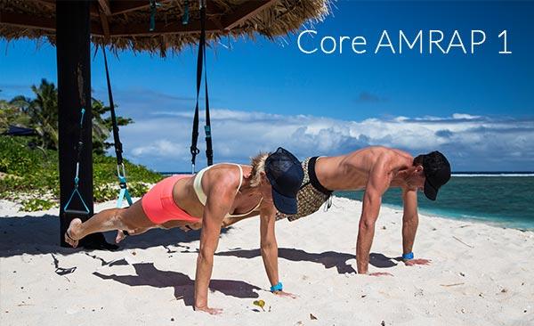 Core Amrap 1
