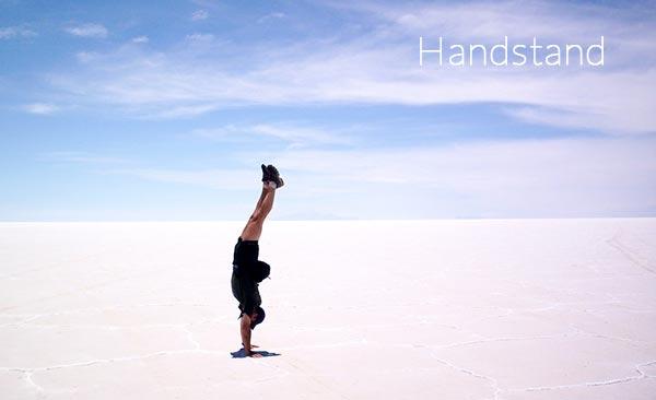 BW Handstand Challenge