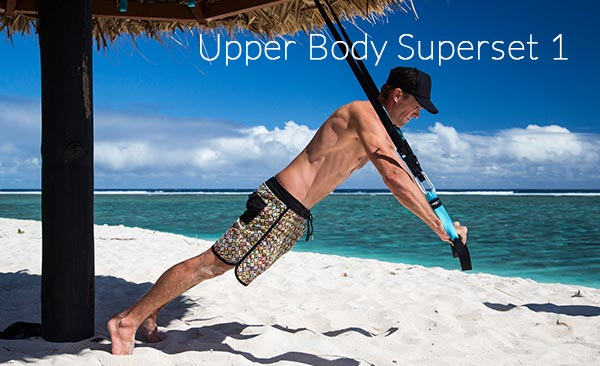Upper Body Superset