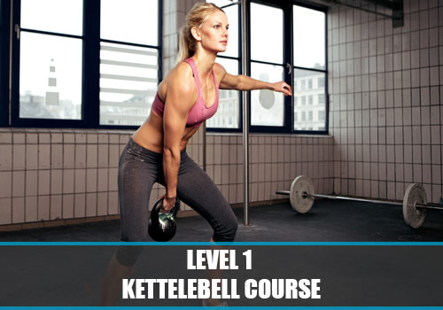 Level 1 Kettlebell Course