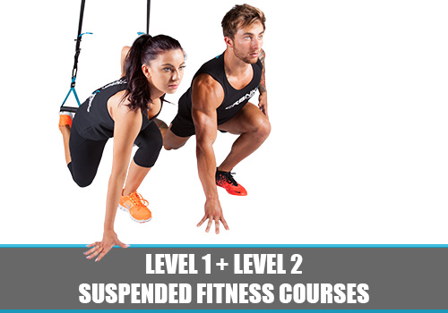 Level 1 & 2 Suspended Fitness Courses