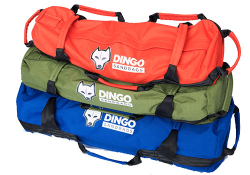 Dingo Sandbag Bundle: S, M, L