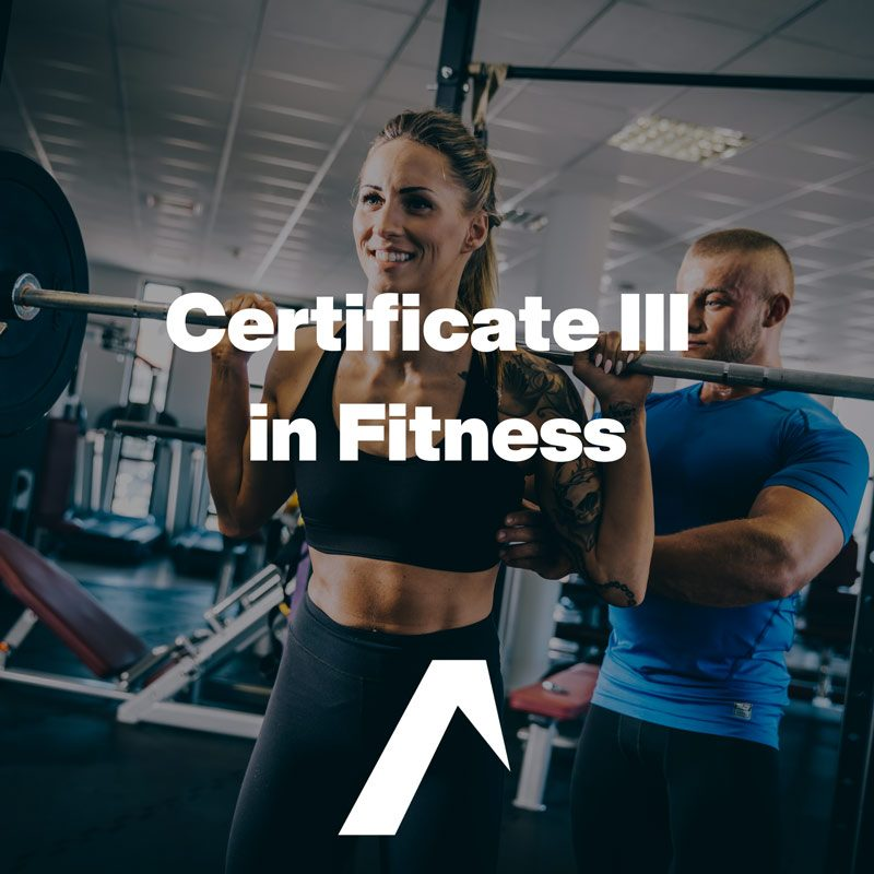 SIS30315 Certificate III In Fitness
