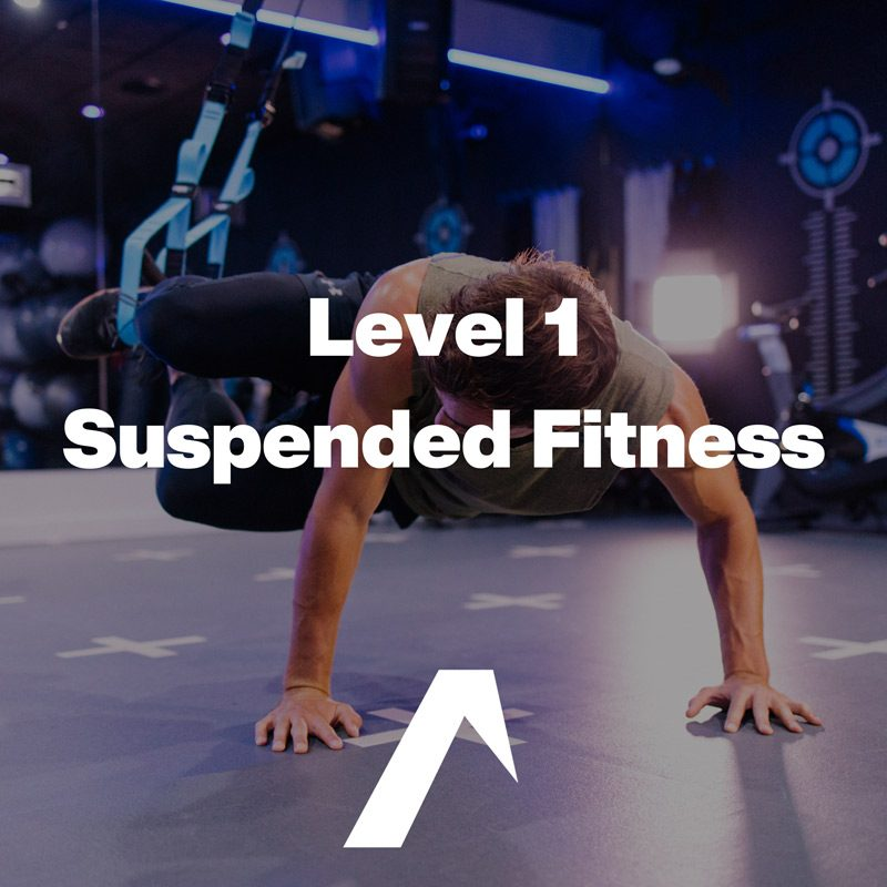 Level 1 Suspended Fitness Course