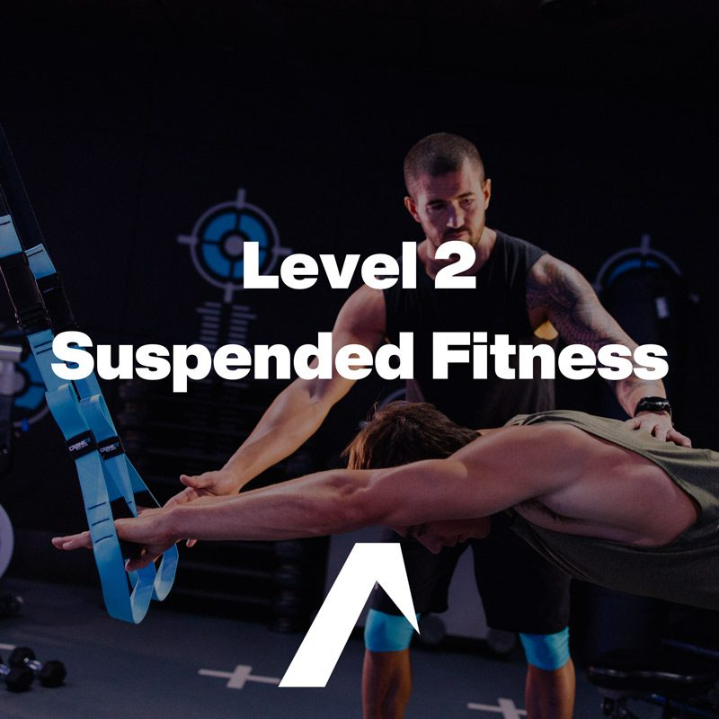 Level 2 Suspended Fitness Course